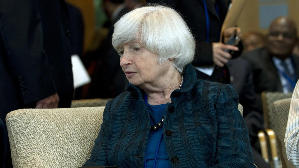 Yellen sounds upbeat note on economy and inflation prospects
