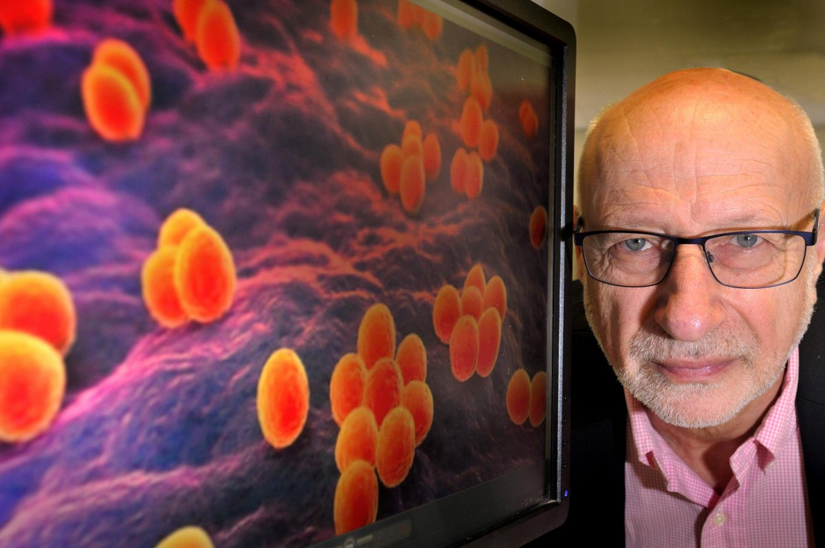 York charity's action call for antibiotic discovery fund to be supported