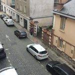 Rennes. Alerte au véhicule supect au Parlement de Bretagne