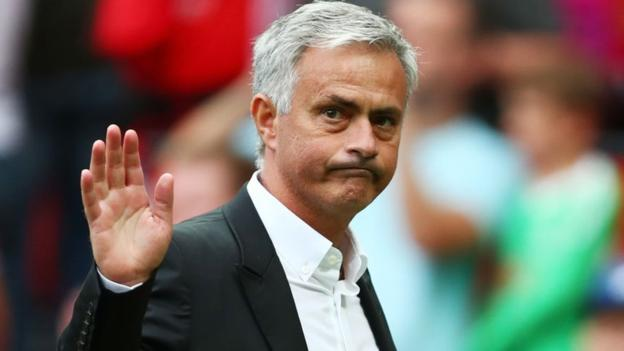 Jose Mourinho: Man Utd manager says he will not finish his career at the club