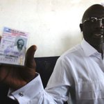 Ex-soccer star Weah headed for presidential run-off in Liberia
