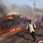 Death toll from Somalia bombings rises to more than 200