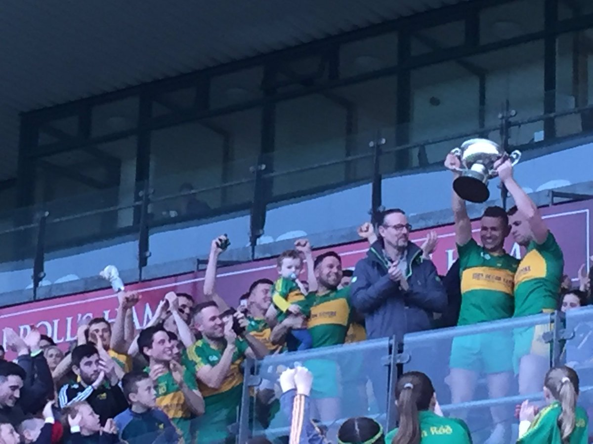 test Twitter Media - Kings Of Offaly #28 💚💛 https://t.co/a4oWkTC4XF