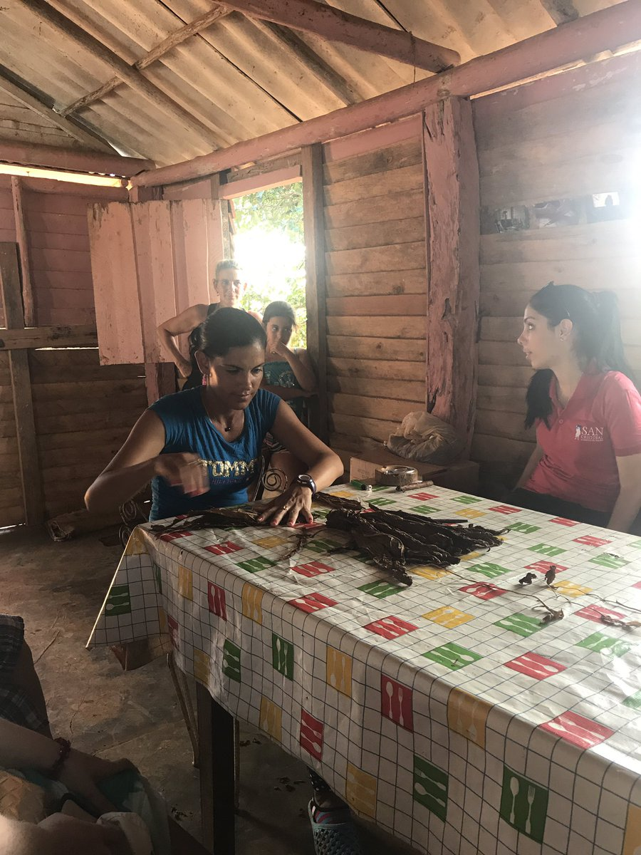 test Twitter Media - We enjoyed hiking to a tobacco farm and watching cigars be made from scratch.  You can't go to Cuba and not smoke a cigar and have some rum. https://t.co/ITfbAiPMSb