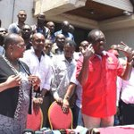 NASA demos are 'Luo mass action', other parts quiet, says Tuju