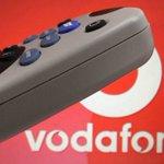 Vodafone launches internet TV