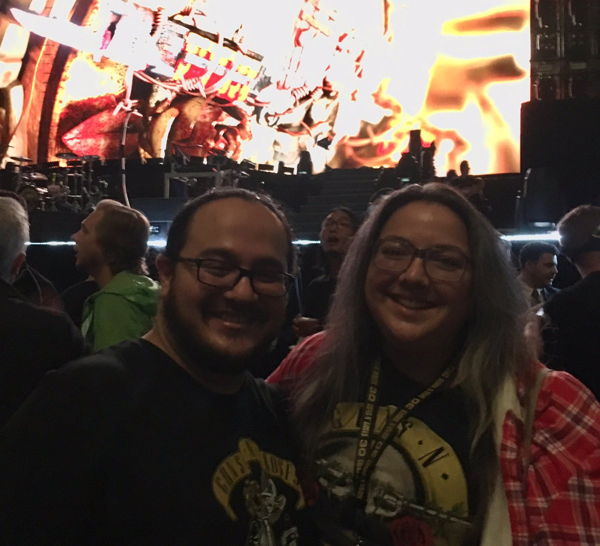 Guns N 39 Roses Madison Square Garden New York Ny On 10 15 2017 331 Photos Pictures And