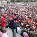 Attack police stations at your own risk, Uhuru tells NASA