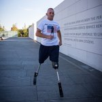 Marine who lost legs in Afghanistan running 31 marathons in 31 cities in 31 days