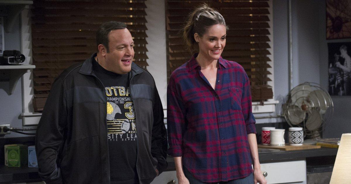 Kevin James explains why he killed off 'Kevin Can Wait' wife and brought on former TV wife Leah Remini