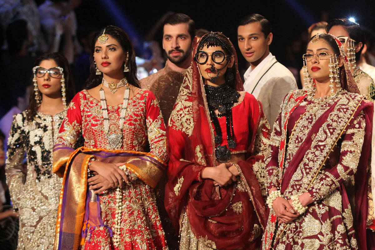 Pakistani bridal fashion is our new obsession