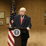 Donald Trump, Kellyanne Conway, and Harvey Weinstein get the 'Saturday Night Live' treatment