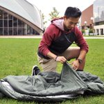 Meet the MIT student making sleeping bags for refugees in the Middle East