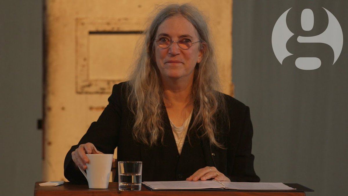 Patti Smith reads from Oscar Wilde in HM Prison Reading