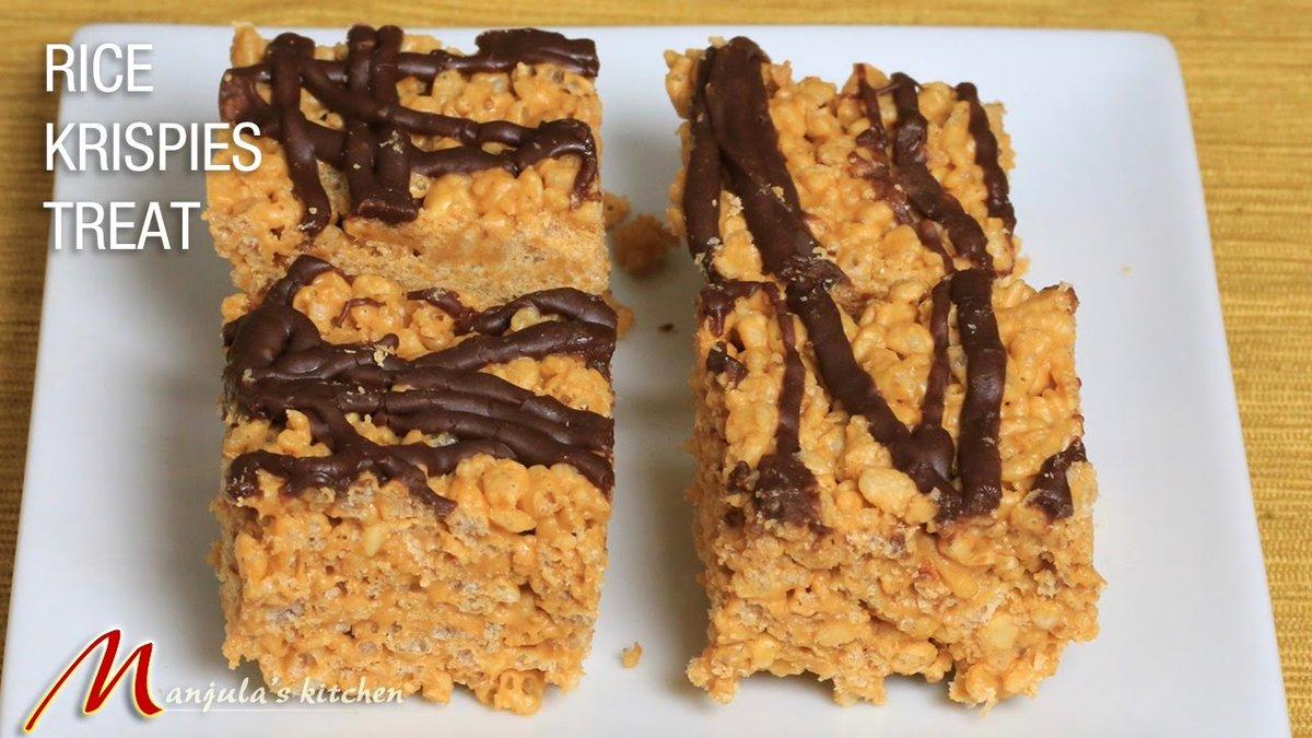 Rice Krispies Treats Recipe by manjula