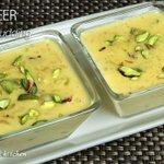 Shahi Kheer (Makhana Pudding) Recipe by Manjula