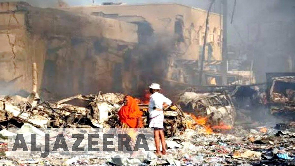 Somalia: More than 200 killed in massive Mogadishu blasts
