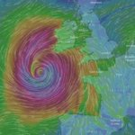 Warning of 'potential threat to life' as Ireland bracing itself for the worst of Hurricane Ophelia