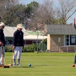 Special celebrations at Whanganui croquet season opening