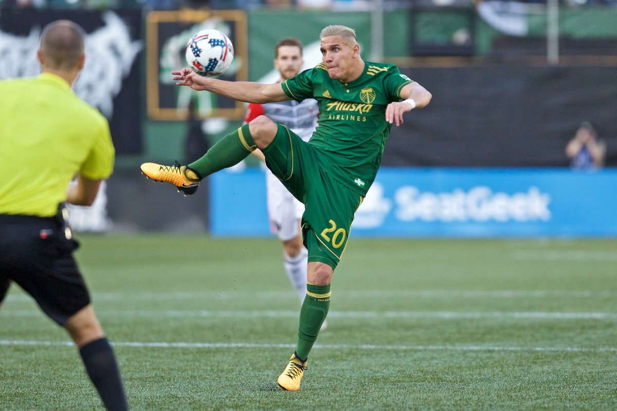 Good job today! Hello Playoffs 👋🏽⚽️ #RCTID #GoTimbers #DG20 https://t.co/0Ij1LHgixn