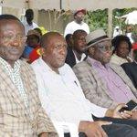 Uhuru will take over Mudavadi's Vihiga, NASA chiefs selfish - Akaranga