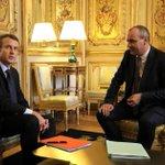 Macron defends economic vision in rare TV interview