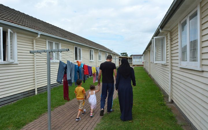 Christchurch not ready to take refugees - INZ