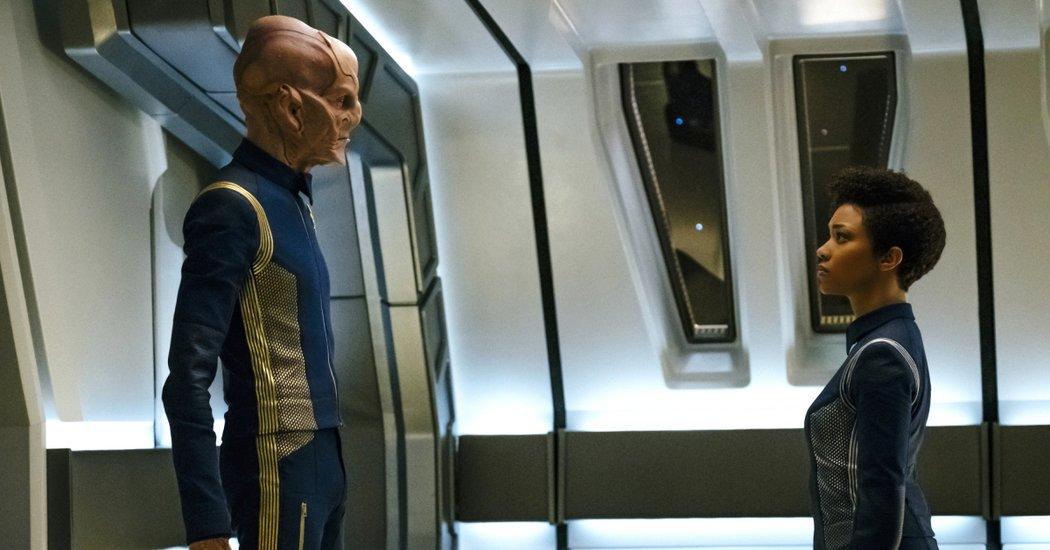 'Star Trek: Discovery' Season 1, Episode 5: Saru's Moment