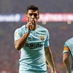 Suarez earns Barca point at Atletico, Ronaldo rescues Real