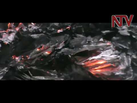 Students in Mayuge go on rampage, burn school buildings