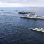 Nato ships hold missile defence drill near Scotland, Pentagon says