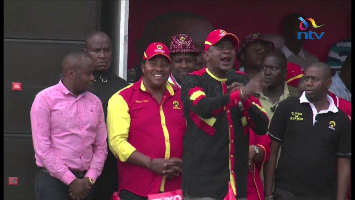 President Uhuru Kenyatta dismisses calls for internal mediation