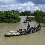 5 dead, dozens missing as Rohingya boat sinks in Bangladesh