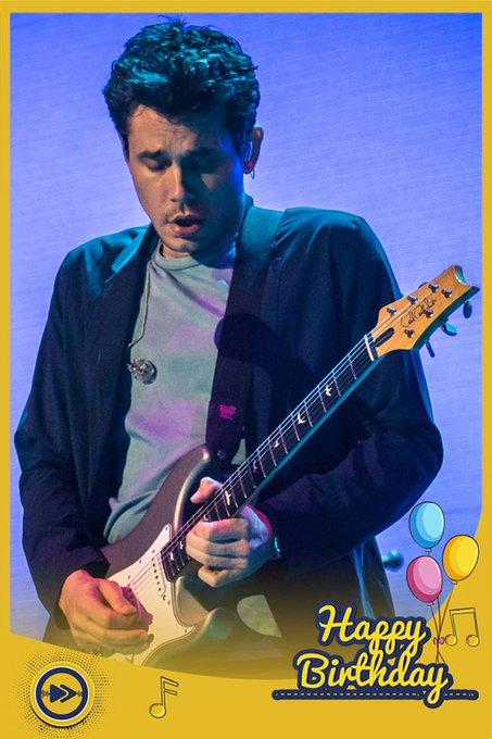 Happy birthday to John Mayer!!!