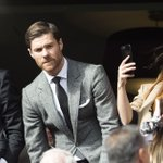 The adorable reason Xabi Alonso was at Anfield for Liverpool vs Manchester United