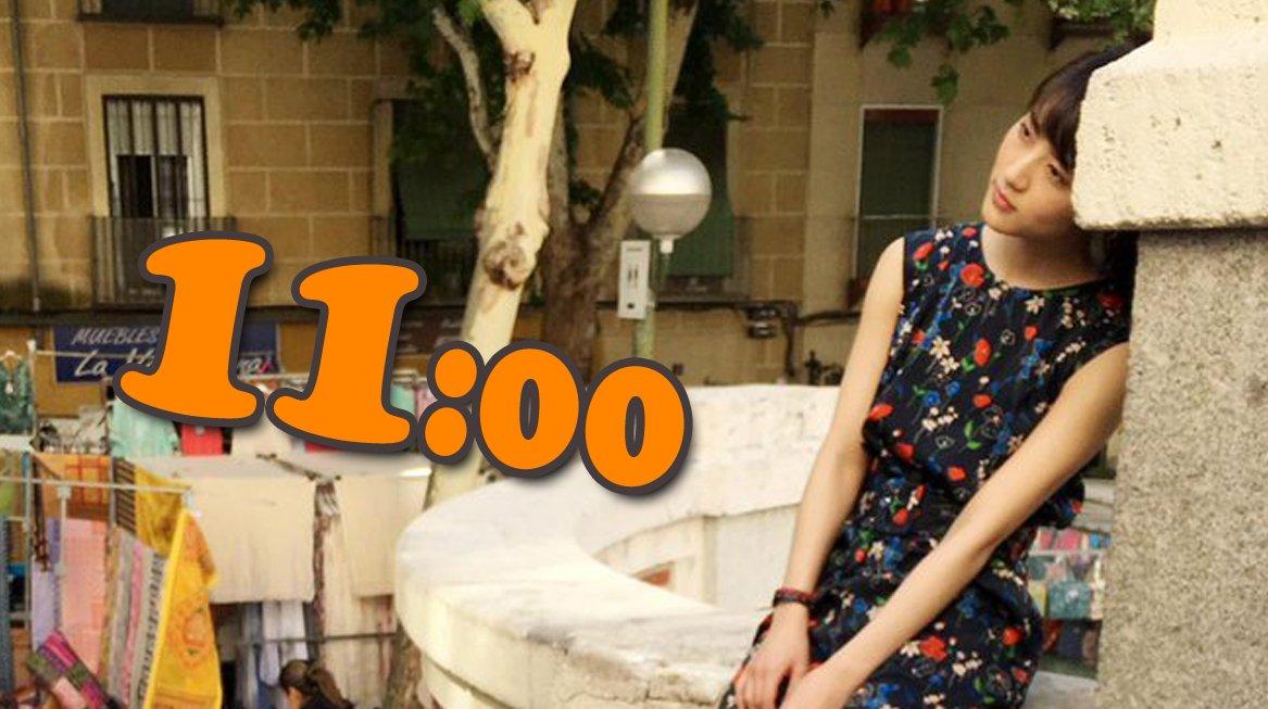 test ツイッターメディア - 2月19日火曜日 乃木坂46の 若月佑美 が11:00をお知らせします。 #若月佑美 https://t.co/ZUPC9fuuVY