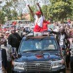 President Kenyatta, DP Ruto say Raila will be vanquished at the polls