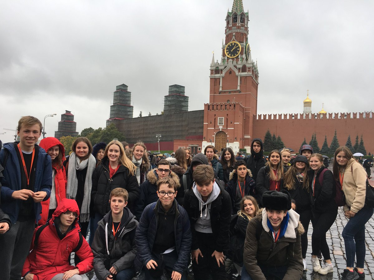 Today's schedule: to actually see inside the Kremlin walls! #RussiaTrip2017 #WeLoveRus ...