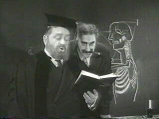 #GrouchoMarx :(to Biology professor)