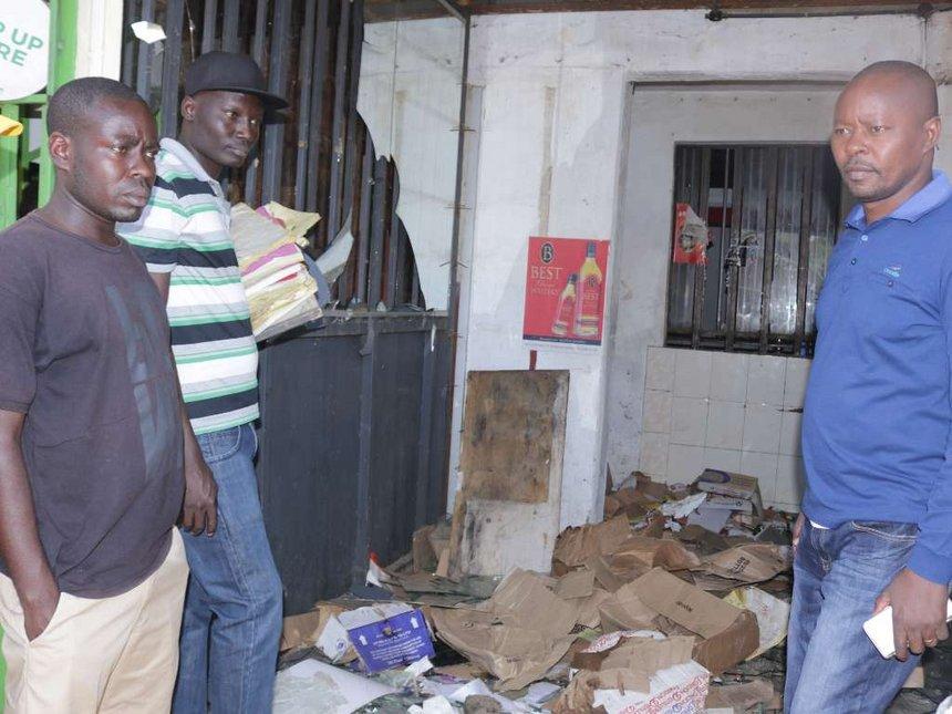 Kisumu residents recount police cruelty in demos