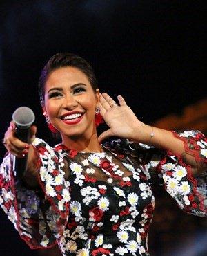 Saudi Arabia cancels female Egyptian star Sherine's concert