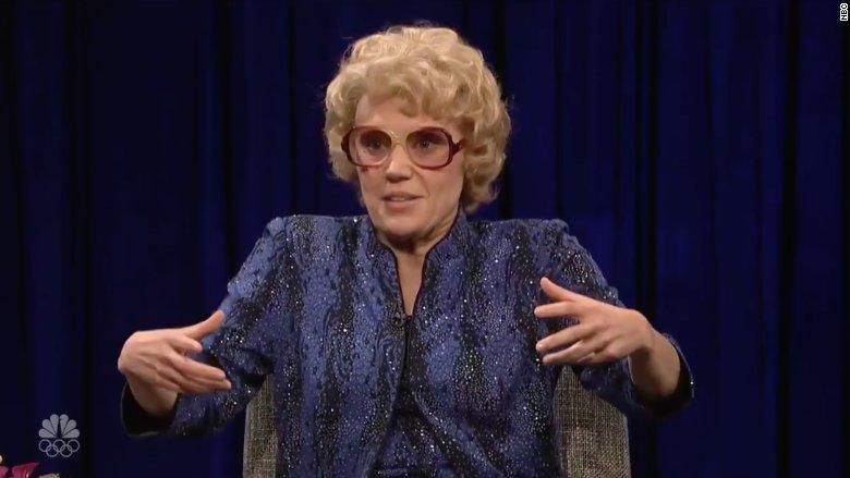 Saturday Night Live takes on Harvey Weinstein