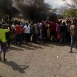 Turkana mob storms police station 'to lynch suspects' in school killings