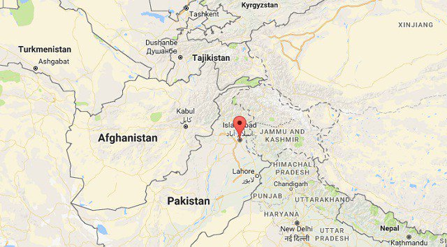 Bomb kills four Pakistani troops searching for kidnappers