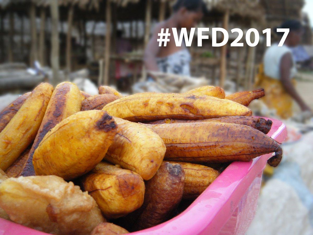 #WFD2017