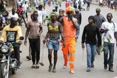 One person killed as anti-IEBC protests continue in Kisumu