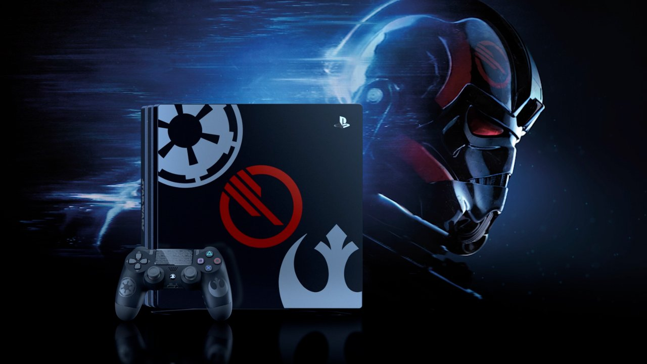 Introducing two new Star Wars Battlefront II PS4 bundles: https://t.co/6vKRDkQuRi One month to go! https://t.co/bE2xPPHsgJ