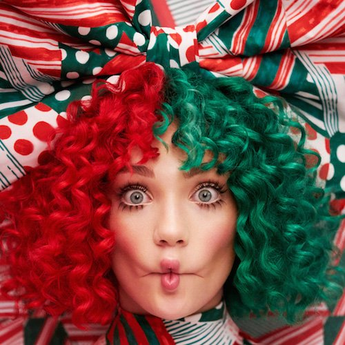 Sia's making your holidays brighter with 'Everyday Is Christmas,' out 11/17 🎅 - Team Sia