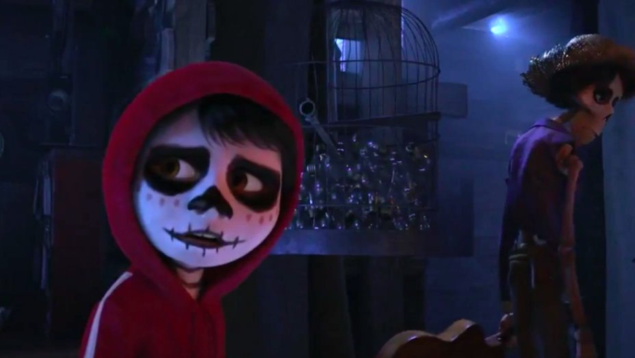 Hollywood Film Awards to honor PixarCoco,