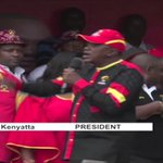 President Kenyatta accuses Raila of appealing to foreigners to broker a deal